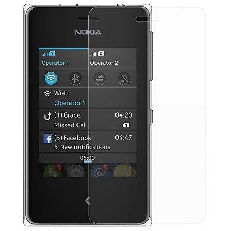 Película para Nokia Asha 500  Transparente