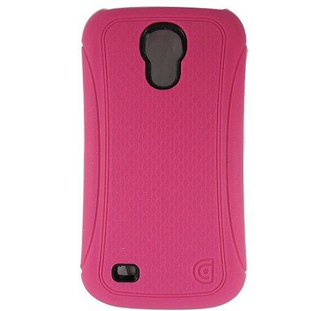 Capa Griffin Survivor Explorer Slim para Samsun Galaxy S4 - Rosa