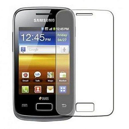 Película para Samsung Galaxy Y Plus transparente