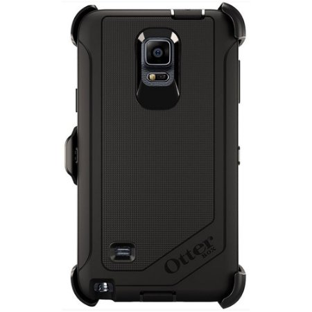 Capa Otterbox Defender para Samsung Galaxy Note 4 - Preto
