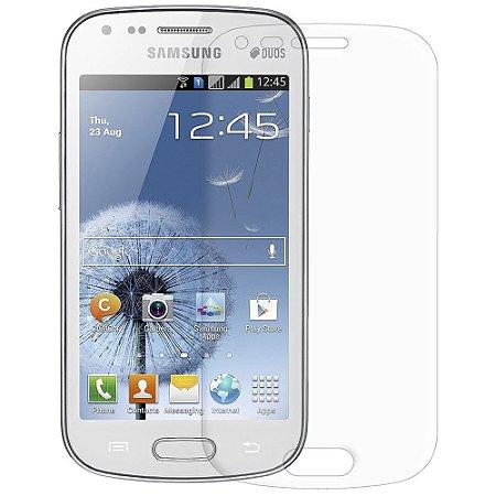 Película para Samsung Galaxy Trend Duos Transparente