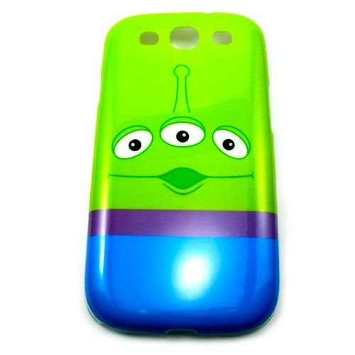 Capa Case ET Toy Story para Samsung Galaxy S3