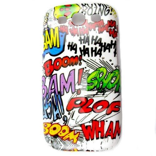 Capa Case Pow Boom Plof para Samsung Galaxy S3