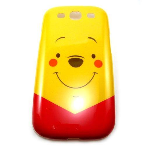 Capa Case Ursinho Puff para Samsung Galaxy S3
