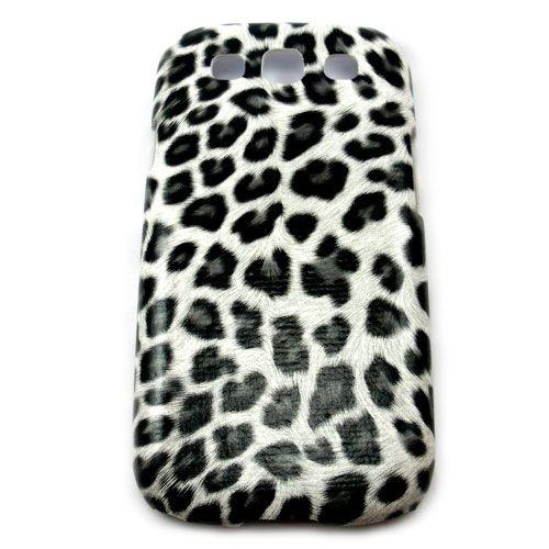 Capa Case Oncinha Animal Print para Samsung Galaxy S3