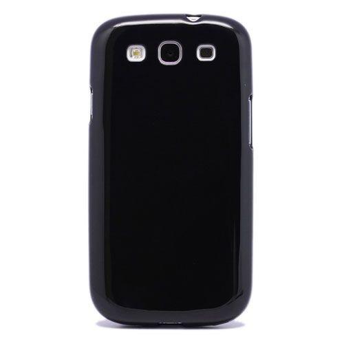Capa Case TPU Preto Brilho para Samsung Galaxy S3
