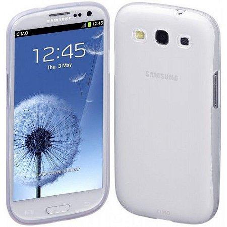 Capa Case TPU Translucido Frost para Samsung Galaxy S3