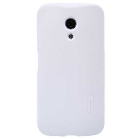 Capa Case Motorola Moto G2 Nillkin Super Frosted Shield - Branco