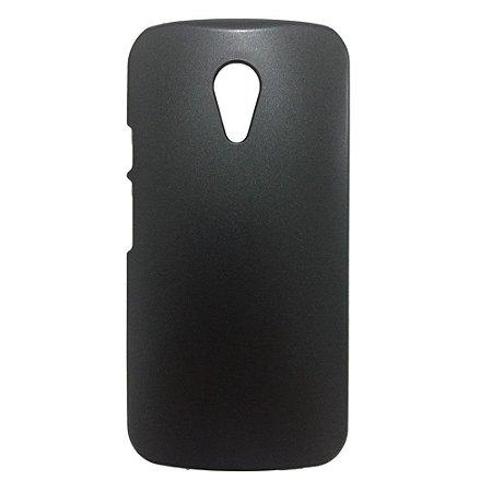 Capa Case para Motorola Moto G2 ( 2nd Geração) -  Preta