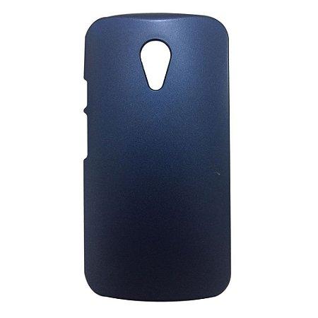 Capa Case para Motorola Moto G2 ( 2nd Geração) -  Azul