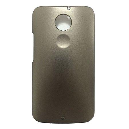 Capa Case para Motorola Moto X2 ( 2nd Geração) - Dourado