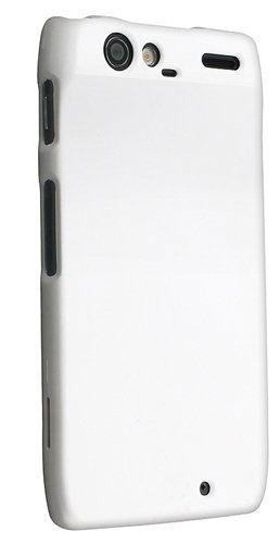 Capa Case para Motorola RAZR XT910 XT912 Branco