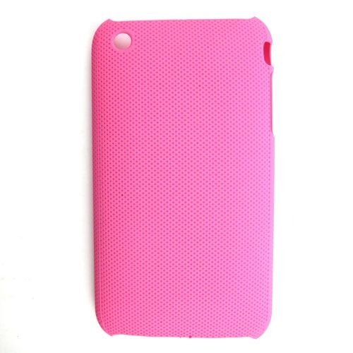 Capa Case Mesh Rosa para iPhone 3