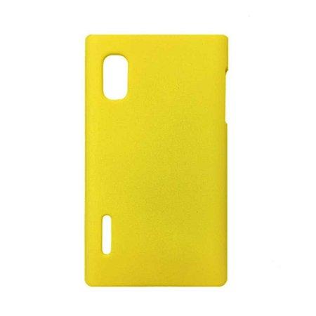 Capa Case para LG Optimus L5 - Amarelo