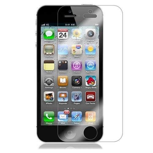 Película para Apple iPhone 5/5s/5C de vidro temperado.