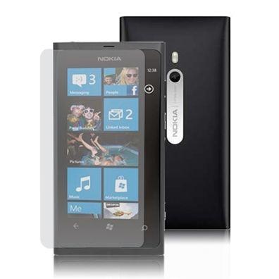 Película para Nokia Lumia 800 - Transparente