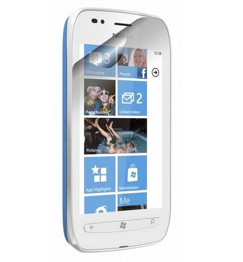 Película para Nokia Lumia 710 - Transparente