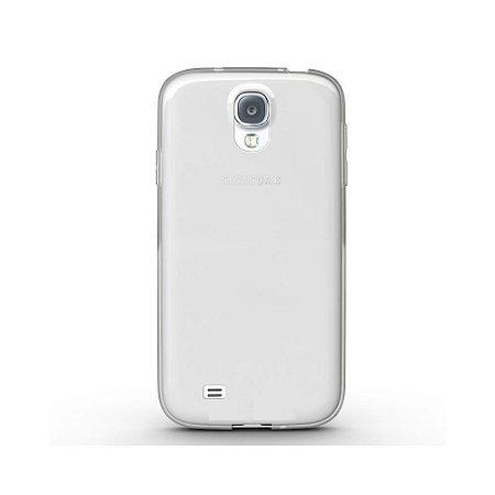 Capa Case de TPU Transparente para Samsung Galaxy s4 mini Ultra fina