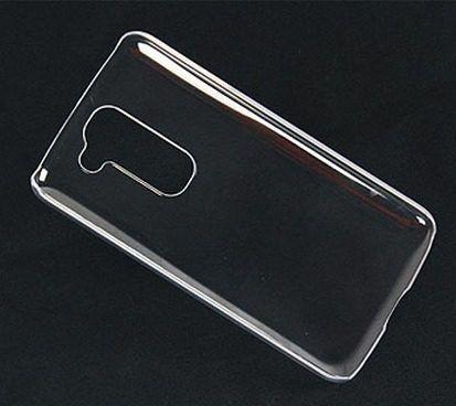 Capa Case de TPU Transparente para LG G2 Ultra Fina