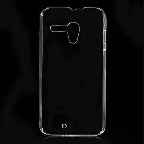 Capa Case de TPU Transparente para Motorola Moto X 1ª Geração Ultra fina.