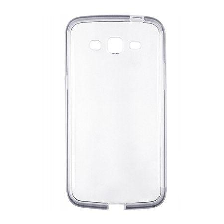 Capa Case de TPU Transparente para Samsung Galaxy Gran duos Ultra Fina