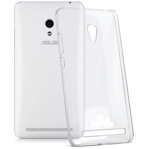 Capa Case de TPU Transparente para Asus Zenfone 6 ultra fina.