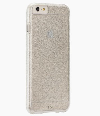 Capa Case-Mate Naked Tough Glam para iPhone 6 Plus