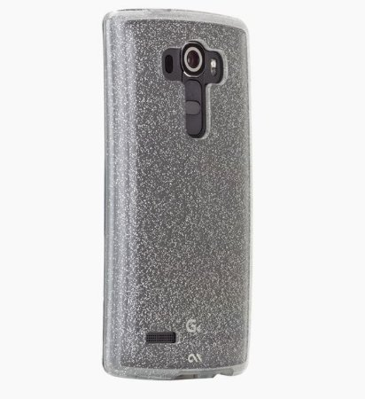 Capa Case-Mate Naked Tough Glam para Lg G4
