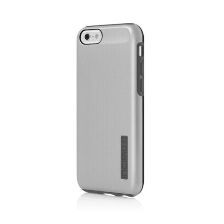 Capa Incipio Dualpro Shine para iPhone 6 Plus - Prata / Cinza