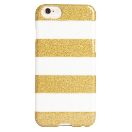 Capa Agent 18 Slim Shield Glitter Stripes para iPhone 6