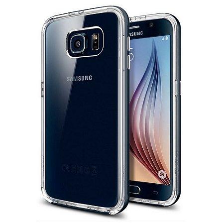 Capa SGP Spigen Neo Hybrid CC para Galaxy S6 - Metal Slate