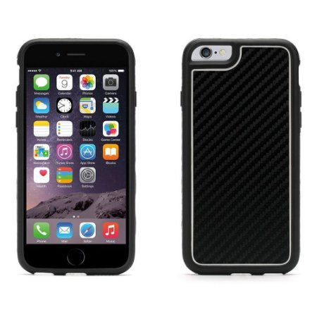 Capa Griffin Identity Ultra Slim Graphite para iPhone 6