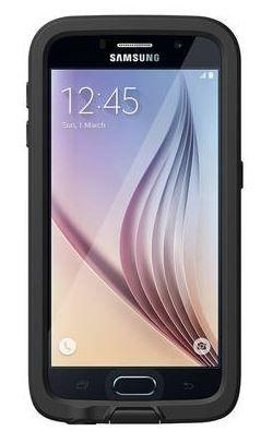 Capa Lifeproof Fre Prova Dágua P/ Galaxy S6 - Preto