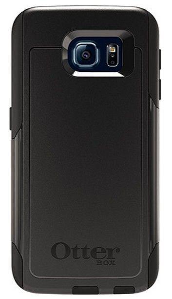 Capa Otterbox Commuter para Samsung Galaxy S6 - Preto