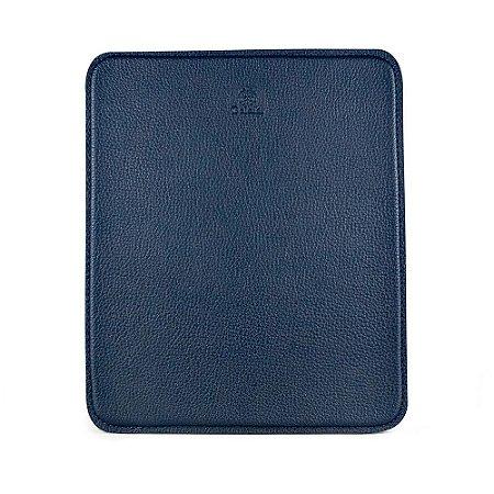 Mouse pad personalizável em couro marinho