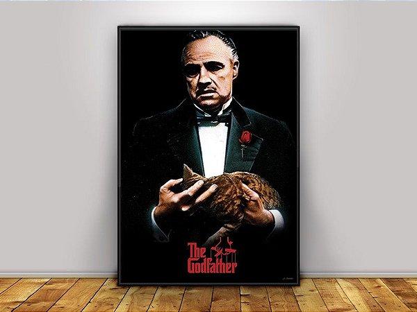 Poster O Poderoso Chefão