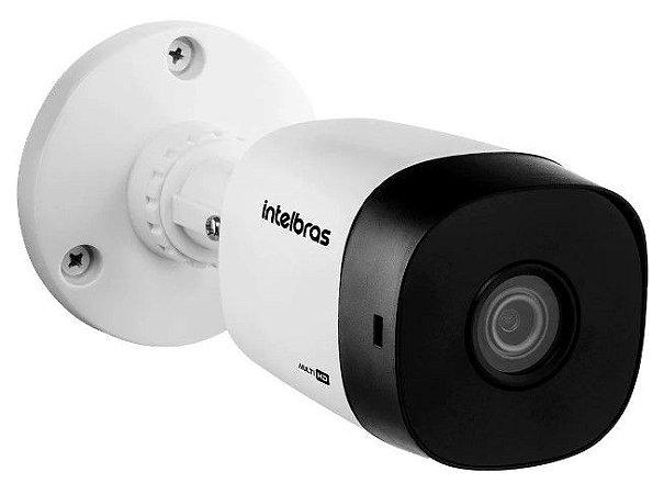 Câmera Bullet Infravermelho Multi HD Intelbras VHD 1220 B G6 Full HD 1080p - HDCVI, HDTVI, AHD, ANALÓGICO