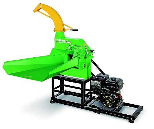 Ensiladeira Trapp ES-550 com Motor a Gasolina 15HP