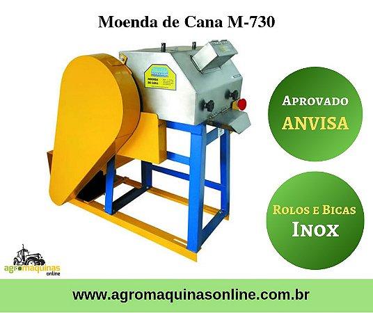 Engenho Moenda de Cana Vencedora M-730 Inox