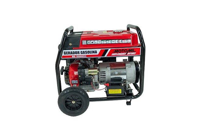 Gerador a Gasolina – MG- 10000CLE - Motomil