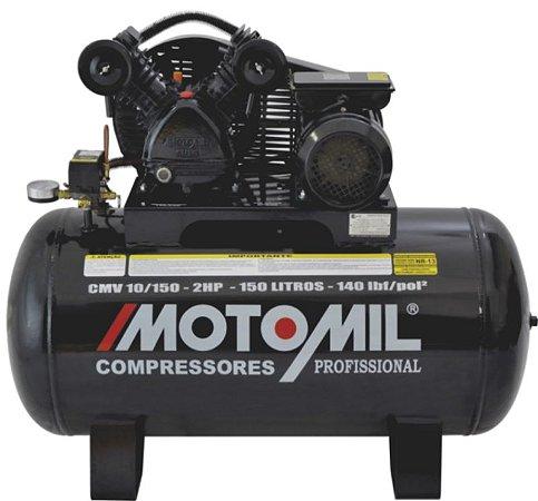 COMPRESSOR PROFISSIONAL 1 ESTÁGIO – CMV-10/100 MONOFASICO