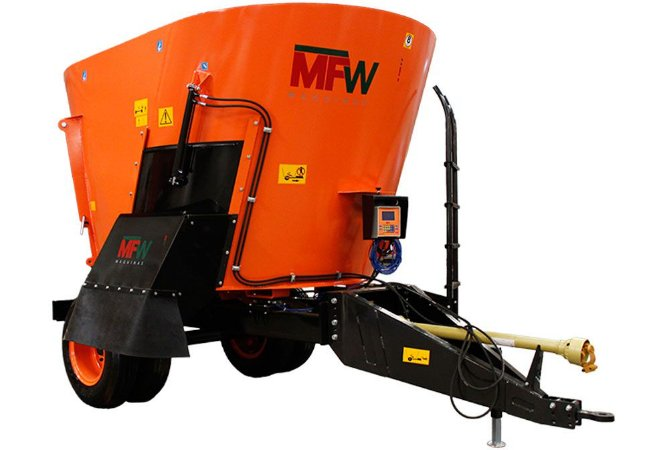 Misturador Vertical Mixer - VM MIXER 5000 MFW