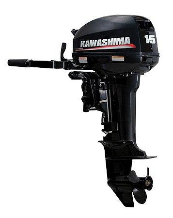 Motor de Popa KM 15Hp 2 Tempos KAWASHIMA