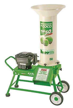 Triturador de Coco Trapp TRC-50 com Motor Gasolina