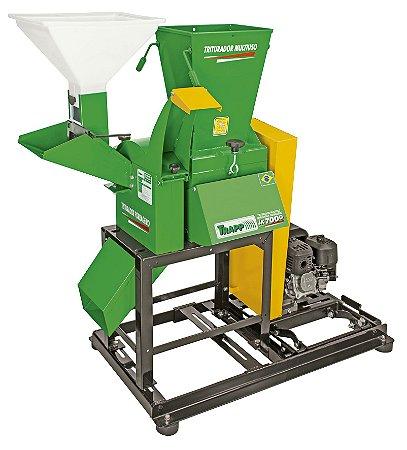 Triturador de Palma Multiuso Trapp JK-700 Com Motor a Gasolina