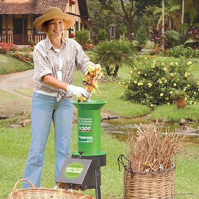 Triturador de Galhos e Residuos Organicos TR-200 Trapp