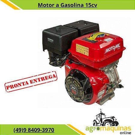 Motor Estacionario Gasolina MG-150E - Motomil