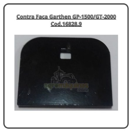 Contra Faca Garthen GP-1500AB/GT-2000L
