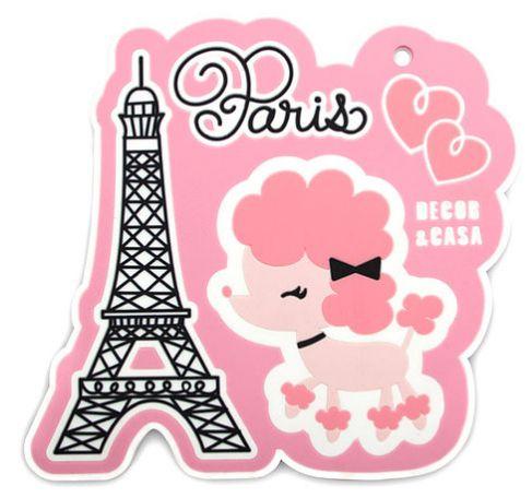 Descanso de Panela Modelo Paris