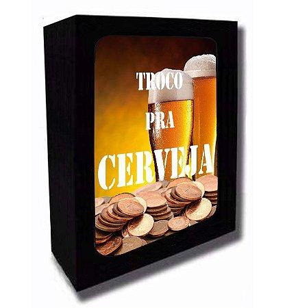 Quadro Cofre para Cerveja